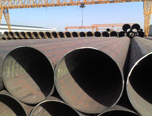 大口径厚壁直缝钢管